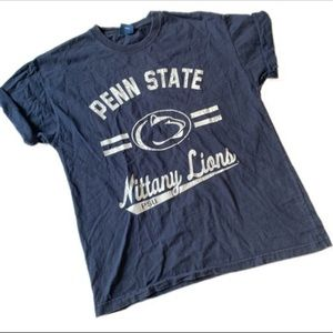 ++ [vintage] • dark blue penn state t-shirt ++